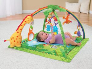Fisher Price Rainforest Lights and Melodies Gym