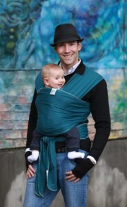 Moby Wrap Cotton Carrier