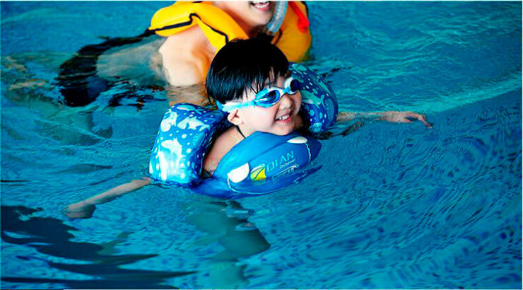 baby life jackets for swimming