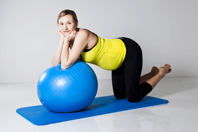 core exercises for pregnancy