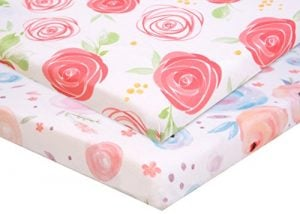 Fitted Pack n Play Playard Sheet Set Woodland