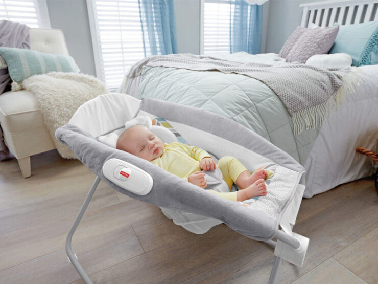 Best Incline Sleeper For Baby With Reflux