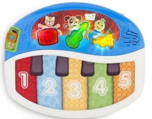 Discover and Play Piano Musical Toy
