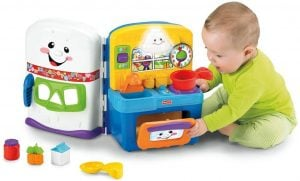 Fisher Price Laugh and Learn Leaning Kitchen Activity Center