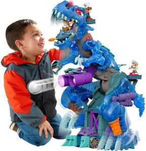 Fisher- Price Imaginext Ultra T-Rex