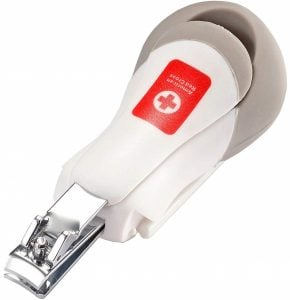 The First Years American Red Cross Deluxe Nail Clipper