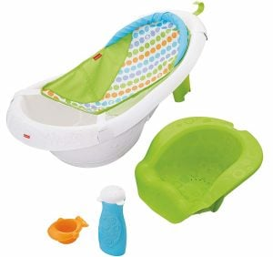 The Fisher-Price 4-in-1 Sling 'n Seat Tub