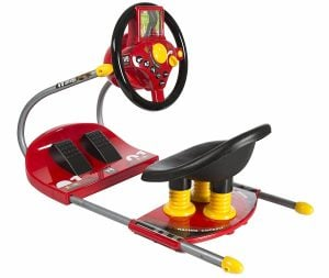 CP Toys Battery-operated Sit On Moving Screen and Lights & Sounds