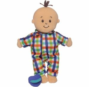 Manhattan Toy Wee Baby Fella 12″ Boy Baby Doll