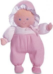 Thermal Baby Doll by Genius Baby Toys