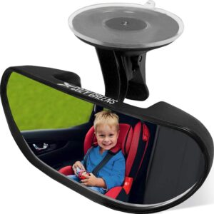Rearview Baby Car Mirror Windshield Shatterproof Safety Backseat Infant Front Facing