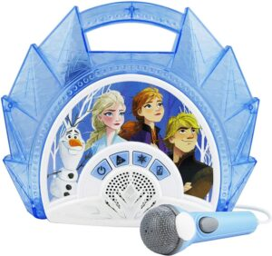 Frozen 2 Sing-Along Boombox with Microphone