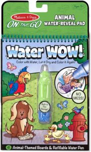 Melissa & Doug Water Coloring & Painting Book