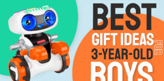 Best Gift ideas for 3 year old boys