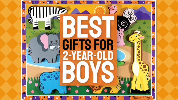 Best Gifts for 2 year old Boys