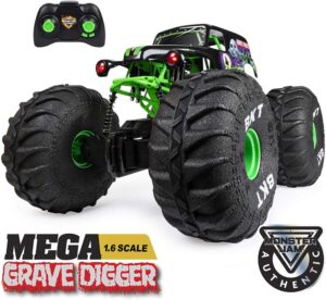 Monster Jam Remote Control Truck
