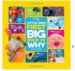 National Geographic First Big Book of Why