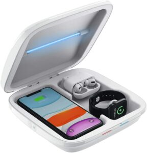 NeotrixQI, Cell Phone Wireless Charging Station