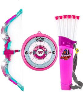 Toysery Bow and Arrow for Kids Set