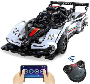 WisePlay Build Your Own RC Car Kit for Kids