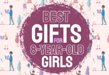 best gifts for 8 year old girls